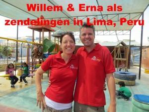 Willem & Erna 11 maanden in Peru