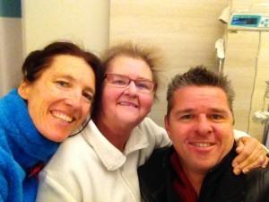 Ziekenhuis bezoek
